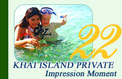 Khai Island Private Impression Moment