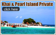 Khai & Pearl Island Private