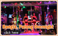 Bangla, Patong Overnight