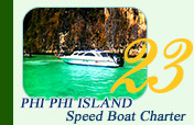 PP Island Speed Boat Charter
