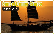 Sunset Dinner Cruise